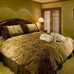 Lion Square Lodge Condo Bedroom