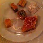desserts libanais