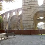 Roman Ampitheatre Remains