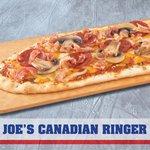 Joe's Canadian Ringer