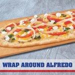 Wrap Around Alfredo