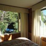 Vista das janelas do meu quarto