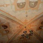 Ceiling at Sundman's Krog