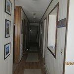 Hallway 2BR unit