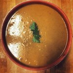 Roasted Butternut & Apple Bisque