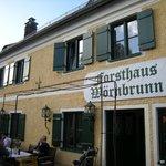 Forsthaus Woernbrunn
