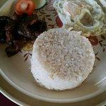 Breakfast: Tapsilog