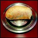 Burrito via instagram - thanks!