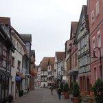 Centro da cidade de Bensheim