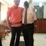 With John