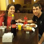 con mi novia