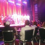 The Magic of Motown show on Tuesday nights