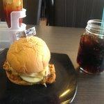Bild från G Burger Fast Food