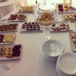 Cookies and sweets made by the Restaurant, excellent!
