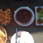 lunchtime tapas :-)