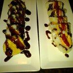 las vegas roll and spicy ninja
