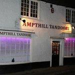 External View of Ampthill Tandoori