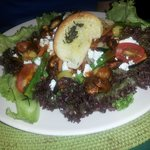 eggplant salad to die for