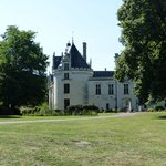 Chateau Breze - Enterance