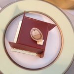 Chocolate box with the most divine torte within