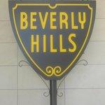 Beverley Hills Sign