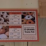 Donut prices