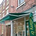 St John St Gallery & Cafe