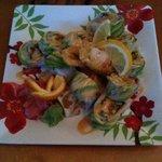 Lobster rolls: still dreaming about them...