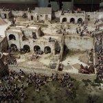 Alamo diorama