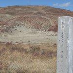 Oregon Trail 'ruts' - Glenn's Ferry Idaho