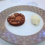 Chocolate, Praline & Vanilla Ice Cream