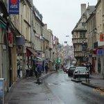 Bayeux Main Street