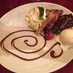 chocolate brownie - amazing
