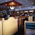 Rainbow Restaurant Elmhurst Interior