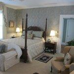 Luxurious accomodations