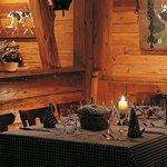 il ristorante tipico swiss dove ho cenato