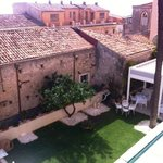 Il piccolo giardino, the view from my room