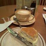 good value cream tea