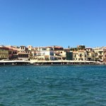 Old Port, about 5 minute walk from Arkadi