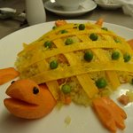 Turtle Fried Rice