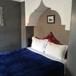 The double room with roof top terrace