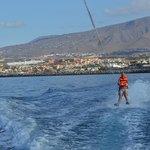 water ski en las americas