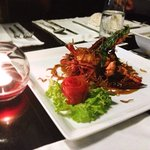 our favorite dish Prawn with tamarine sauce a must have have dish