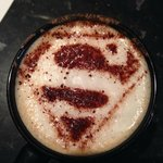 Super Man Coffee