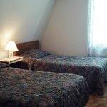 Upper Apartment Bedroom 2