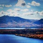 Moosehead Lake and Big Squaw Mountain