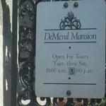 DeMenil mansion