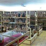 Ceramicos del Museo Arquelogico Cassinelli