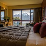 Spectacular Alpine Vista from a Mountain View Room