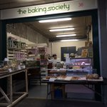 The baking society. All homemade really tasty, interesting & exciting new things daily. I could